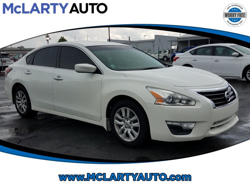 ... Front Wheel Drive 4dr Car. Pre Owned 2015 NISSAN ALTIMA 2.5 S